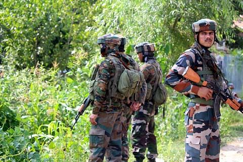 Search operation launched in several villages near LoC in J&K's Poonch