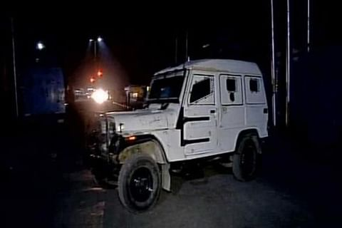 CRPF man injured in grenade blast at Sanat Nagar