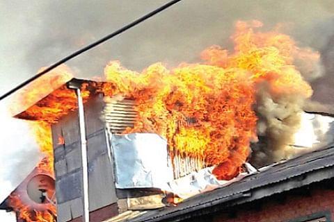 NC demands compensation for fire victims