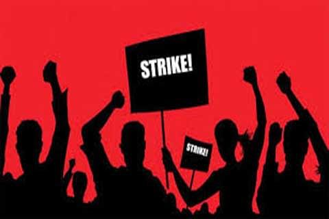 Info dept strike ends partially; PR work resumes
