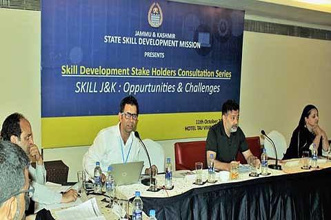 J&K needs to frame its skill development schemes as per local needs: Ansari