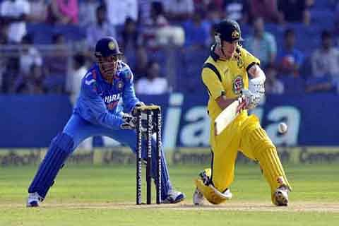 Tight security for India-Aus cricket tie