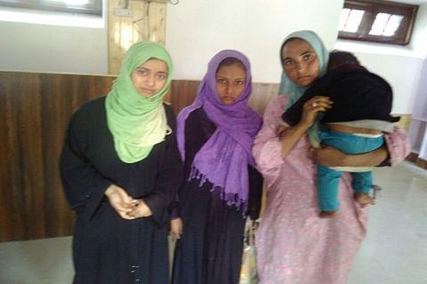 Three beggar women mistaken as braid choppers in Srinagar, rescued unhurt: Police