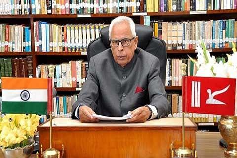 Governor rejects SVC nomination of Rajeshwar Jasrotia