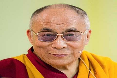 There are no Muslim or Christian terrorists: Dalai Lama