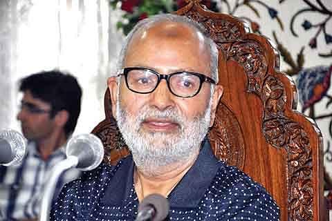 Sericulture bldg to be retrofitted into PSC exam hall: Naeem Akhtar
