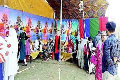 Amori Khariya holds medical camp at Shalimar