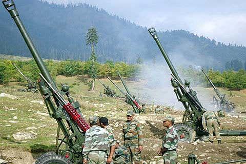 Govt re-notifies firing range with riders