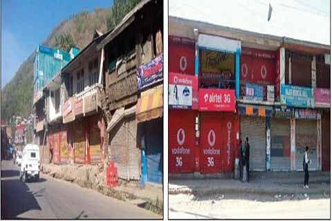 Ramban, Batote markets witness rush but sales register decline
