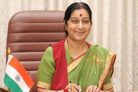 Swaraj asks Indian mission to grant medical visa to Pak boy
