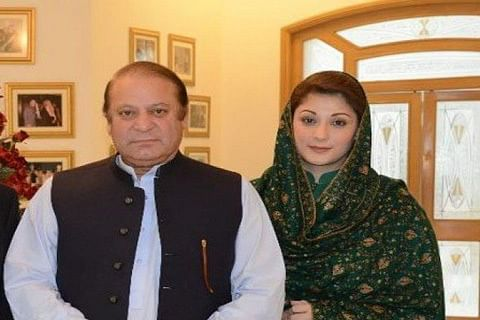 Former Pakistan PM Sharif, daughter, son-in-law indicted for graft