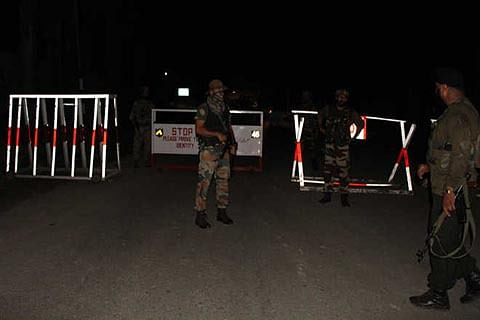 2 cops, CRPF man injured in grenade attacks