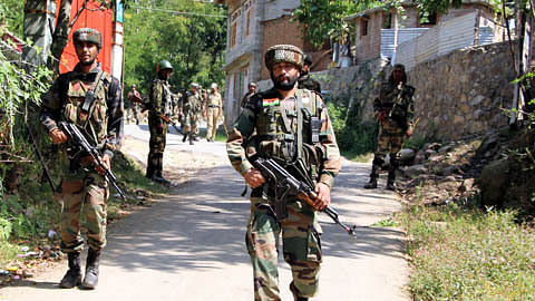Casualties reported as encounter breaks out in J&K's Rajouri