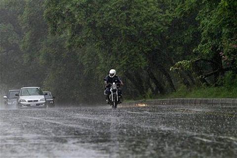 Weatherman predicts rain on Aug 14, 15 in J&K
