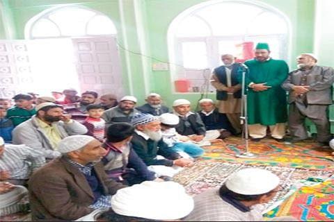 Urs of Sikandar Ali Shah celebrated in Bhadarwah