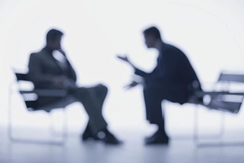 The dialogue within