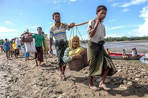 Rohingya Tragedy and Global Indifference