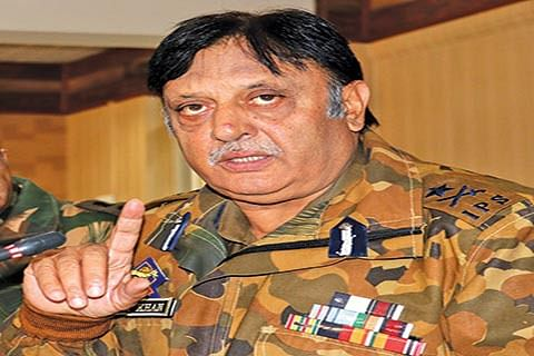 No ISIS in Kashmir: IGP Khan