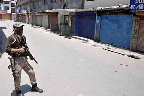 Hajin shuts against militant killings