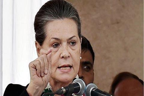 Indira Gandhi opposed those dividing India over religion: Sonia