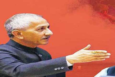 'Interlocutor moving out of Srinagar in his second trip'
