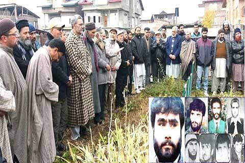 JKLF remembers Aali Kadal martyrs