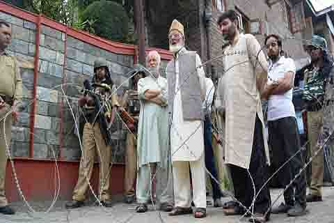 Geelani terms killing of 190 militants this year 'national tragedy'