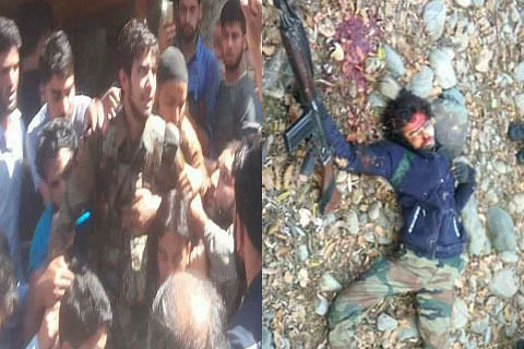 Video: Militant who survived gunfight in May killed in Tral