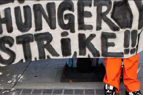 Chain Hunger Strike: 2 more striking workers fall unconscious, hospitalized