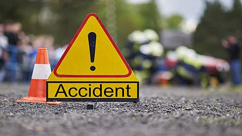 Biker killed, 2 pillion riders injured in Handwara road accident