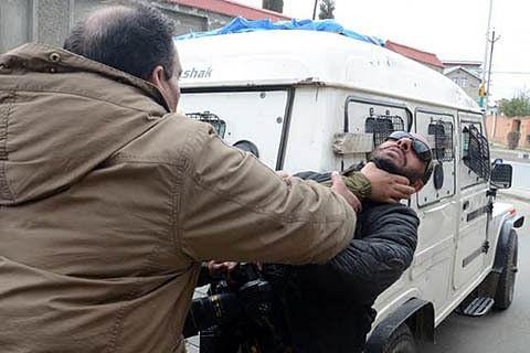 Investigate attacks on media: MHA to Jammu and Kashmir govt