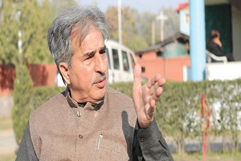 Mehbooba Mufti's uncle Sartaj Madni released from detention