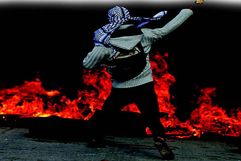 Protests, clashes in West Bank cities, Gaza Strip