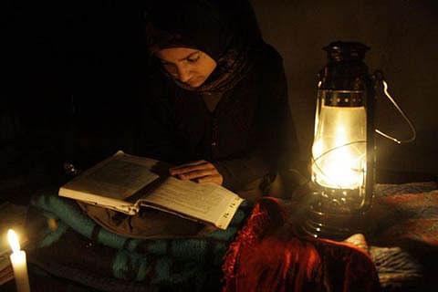 Baramulla areas reel under darkness