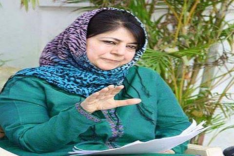 Govt to regularise 60,000 casual labourers: Mehbooba