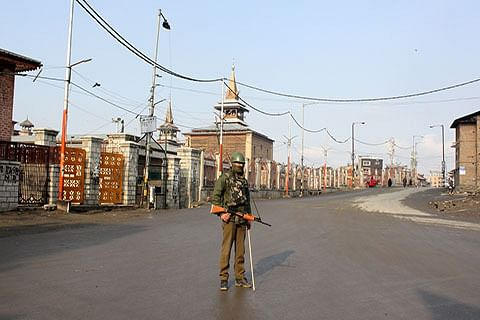 Kashmir protests civilian killings
