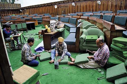 Opposition parties ready with 'ammunition' for budget session