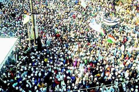 Jamiat Ulama-i-Hind protests US stand on Jerusalem