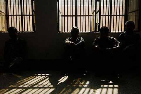 4 gamblers arrested at Nigeen