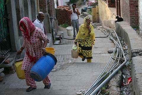 One month on, Talab Tillo reels under severe water crisis