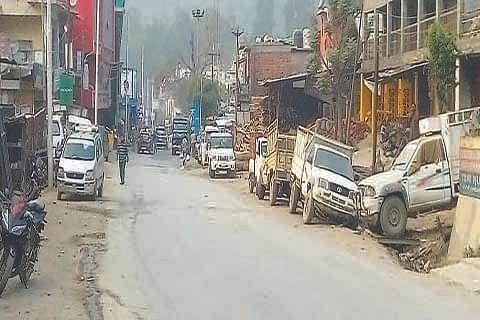 NRHM strike hits healthcare in  Ramban