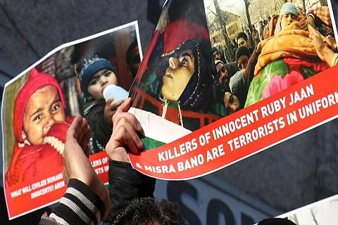 14 women killed in J&K gunfights, attacks in less than 2 years