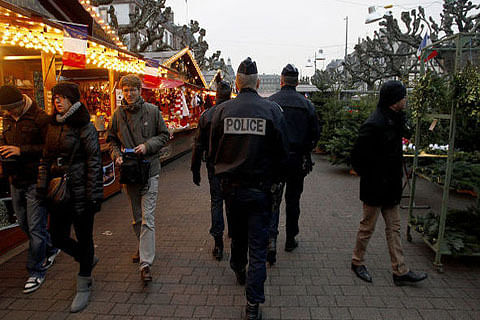 Ex-US marine arrested for planning Christmas attack