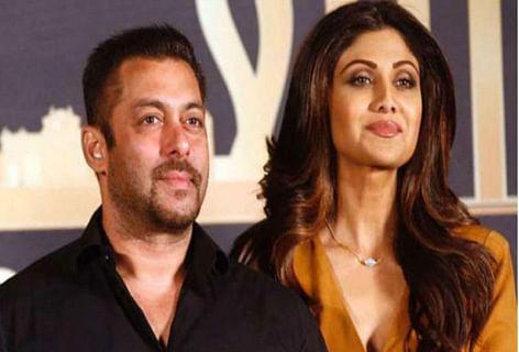 FIR lodged against Salman, Shilpa for hurting caste sentiment