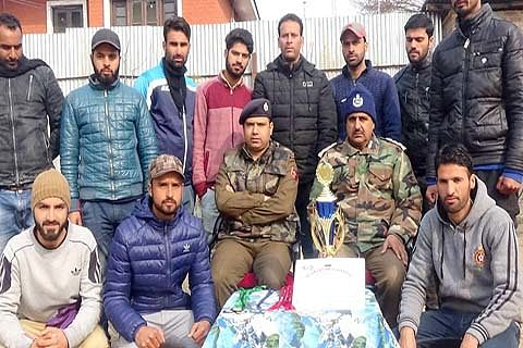 Sopore Police team wins 11 medals
