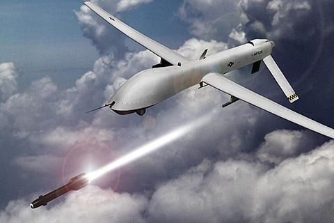 2 killed in drone attack in Khurram area of Pak