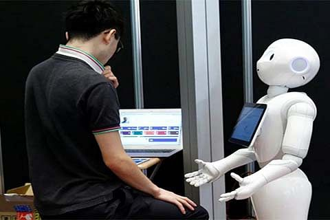 """""""Machine learning will not replace people in all jobs"""""""