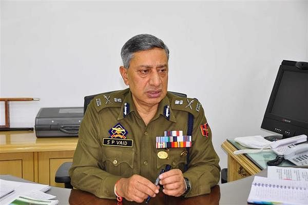Fight against illegal drugs will continue in J&K: DGP