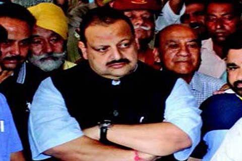 Rana decries BJP's obstructions in activation of Jandrah Tehsil