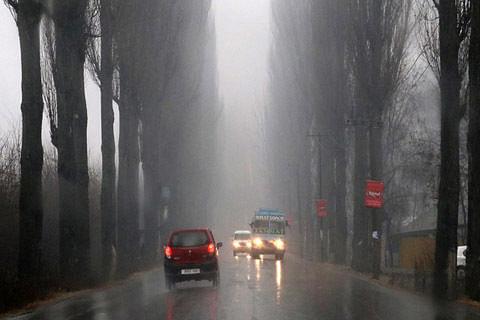 Jammu and Kashmir to get light rain, snow
